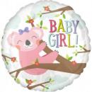 Baby Girl Balony foliowe 43 cm