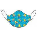 Minyon washable textile mouth mask