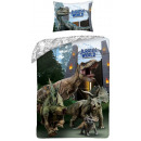 wholesale Bed sheets and blankets: Jurassic World bed linen 140x200 cm, 70x90 cm