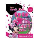 Disney Minnie hairpin, hairband set