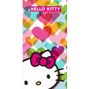 Hello Kitty bath towel, beach towel 70 * 140cm