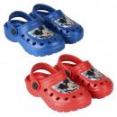 DisneyMickey kid slippers clog
