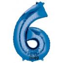 Großhandel Geschenkartikel & Papeterie: Riesige Anzahl Folienballons 86 * 55 cm