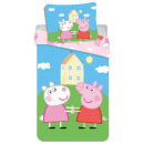 Children's bedding Peppa Pig 100 × 135cm, 40 ×