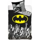 Batman bed linen cover 140 x 200 cm, 70 x 80 cm