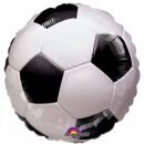 grossiste Articles de fête: Football feuille ballon 43 cm