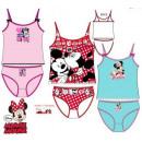 Shirt + mutandine Set Disney Minnie 2-8 anni