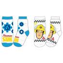 Sam the Firefighter Kid's Socks 23-34