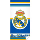 Badlaken Real Madrid, strandlaken 70 * 140cm