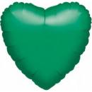 Heart, Szív Fólia lufi 43 cm
