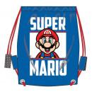 grossiste Fournitures scolaires: Sac de sport Super Mario avec sac d'exercice 3