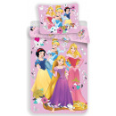 Bedding Disney Princess , Princesses 140 × 200cm