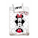 DisneyMinnie bed linen 140 × 200 cm, 70 × 90 cm