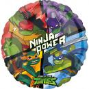 mayorista Articulos de fiesta: Globos de Aluminio Tortugas Ninja 43 cm