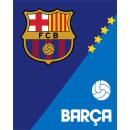 FCB, FC Barcelona gruby polar Kołdra 120 * 150 cm