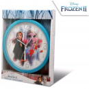 Disney Ice Magic Wall Clock 25 cm