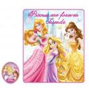 Fleece blankets Disney Princess, Princess 120 * 14