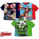 T-shirt voor kinderen, top Avengers , oplichters 4