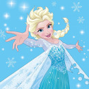 Magical Handwriting Face Washers, Disney frozen To