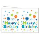 wholesale Gifts & Stationery: Happy Birthday Boy  Table Cover 120 * 180 cm
