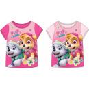 Großhandel Lizenzartikel: Paw Patrol Kinder kurzes T-Shirt, Top 98-128 cm