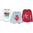 Kids' long-sleeved T-shirt PJ Masks, Pizsihősö