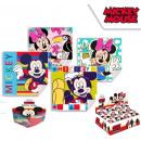 DisneyMinnie , Mickey Magic Hand Towel 30x30cm