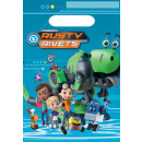 Rusty Rivets Gift Bag with 8 pieces
