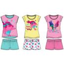 wholesale Fashion & Mode: Children's  short pyjamas Trolls, Trolls