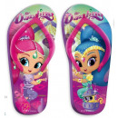 Children Slippers, Flip-Flop Shimmer and Shine 27-
