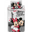 grossiste Articles sous Licence: Doublure de lit Disney Minnie 140 × 200 cm, 70 × 9