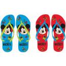 Kids' Slippers, Flip-Flop Disney Mickey 24-31