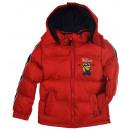 Children's fleece jacket lining Minions 3-8 ye
