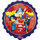 DC Super Hero Girls, Teen Super Heroes Foil Balloo