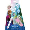 Digital Watch + LED Flashlight Disney frozen