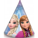 Disney frozen , Ice Cream Party hat, chunky 6 pcs