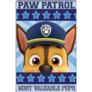 Polar Bettdecke Paw Patrol , Manch Guard 100 * 150