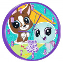 Wall Clock Littlest Pet shop 25cm