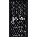 Serviette de bain Harry Potter, serviette de plage