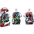 mayorista Artículos con licencia: Botella de agua  plegable Avengers, Vengadores