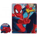Polar Duvert Spiderman , Spiderman 120 * 140cm