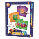 wholesale Parlor Games: Space memory game with 48 pieces