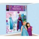 Disney Frozen,  Frozen 5 pièces décoration murale