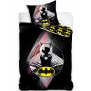 Batman bed linen cover 140 x 200 cm, 70 x 90 cm