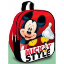 Backpack bag Disney Mickey 24cm