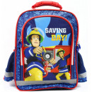 Sam the Firefighter Schoolbag, bag 37 cm