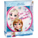 Wall Clock Disney frozen , Ice Cream 25 cm