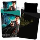 Pościel Harry Potter, która świeci w ciemności