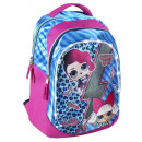 LOL Surprise LED Illuminated School Bag, Bag 47 cm
