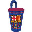 Strainer glass FCB, FC Barcelona